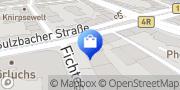 Karte Mobile-Competence-Center GmbH Nürnberg, Deutschland