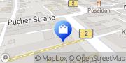 Karte o2 Shop Fürstenfeldbruck, Deutschland
