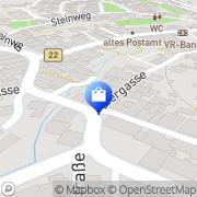 Karte Wäschelädle Herstellerverkauf Hollfeld, Deutschland