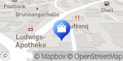Karte Telekom Shop Starnberg, Deutschland