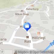 Map MARKET CONAD Zona Industriale Artigianale Sarentino, Italy