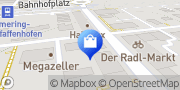 Karte Apollo-Optik Germering, Deutschland