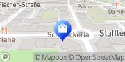 Karte Stefan Brigola Creative- & Art Direction, UI/UX Design Innsbruck, Österreich