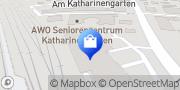 Karte Netto Filiale Ingolstadt, Deutschland