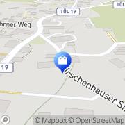 Karte Kristoffer Lange Icking, Deutschland