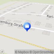 Karte EWE Aschersleben, Deutschland