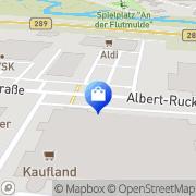 Karte Real, SB-Warenhaus Kulmbach, Deutschland