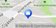 Karte Apollo-Optik Aschersleben, Deutschland