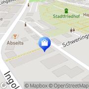 Karte schriftKRAFT Neumarkt in der Oberpfalz, Deutschland