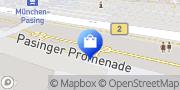 Karte s.Oliver Store München, Deutschland