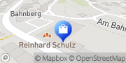 Karte Netto Filiale Hettstedt, Deutschland