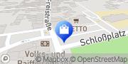 Karte NETTO Deutschland - schwarz-gelber Discounter mit dem Scottie Eisleben, Lutherstadt, Deutschland