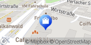Karte o2 Shop München, Deutschland