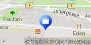 Karte Vodafone Shop Jena, Deutschland