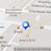 Karte Vodafone Shop (geschlossen) Magdeburg, Deutschland