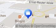 Karte Vodafone Shop Magdeburg, Deutschland