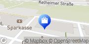 Karte Netto Filiale Riedenburg, Deutschland