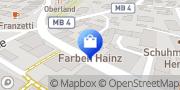 Karte KIND Augenoptik Holzkirchen, Deutschland