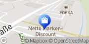 Karte Netto Filiale Au in der Hallertau, Deutschland