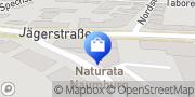 Karte Netto Filiale Naumburg (Saale), Deutschland