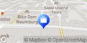 Karte o2 Shop Naumburg, Deutschland
