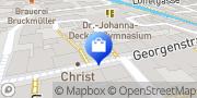 Karte Apollo-Optik Amberg, Deutschland