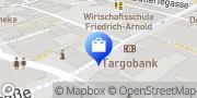 Karte Vodafone Shop Amberg, Deutschland