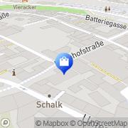 Karte Sonnen-Apotheke Amberg, Deutschland