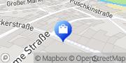 Karte Vodafone Shop Perleberg, Deutschland