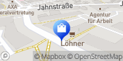 Karte Telekom Shop Amberg, Deutschland