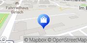 Karte Netto Filiale Pressath, Deutschland