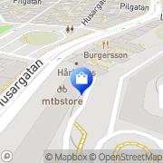 Karta K E Teknik Göteborg, Sverige