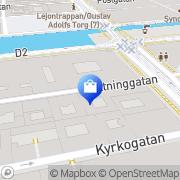 Karta Elboden i Göteborg AB Göteborg, Sverige