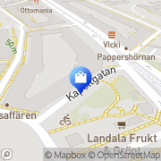 Karta Vy Form & Textil Göteborg, Sverige