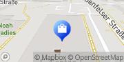 Karte Vodafone Shop FEXCOM Halle Halle (Saale), Deutschland