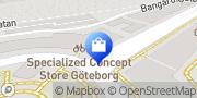 Karta Galant Plast - Skumplast, tyger & gardiner Göteborg, Sverige