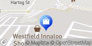 Map Foot Locker - Closed Innaloo, Australia