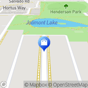 Map Horizon Surveys Jolimont, Australia