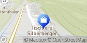 Karte Wohndesign & Tischlerei - Stefan Silberberger Auffach, Österreich