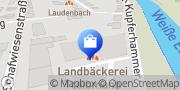 Karte Netto Filiale Gera, Deutschland