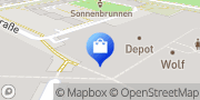 Karte Apollo-Optik Gera, Deutschland
