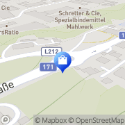Karte HGSK Karuschmen Salvenmoser GmbH Kirchbichl, Österreich