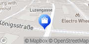 Karte Vodafone Shop Regensburg, Deutschland