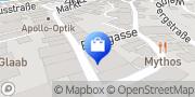 Karte Fielmann – Ihr Optiker Schwandorf, Deutschland
