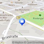 Karte BHW Immobilien Rosenheim Rosenheim, Deutschland