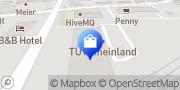 Karte PENNY-Markt Discounter Landshut, Deutschland