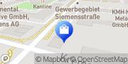 Karte Linde Gas & More Regensburg Regensburg, Deutschland