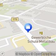 Karte Weru Studio Ralf Seidel Plauen, Deutschland