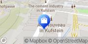 Karte STOFFMAX (ehemals Schleudermax) Kufstein, Österreich