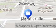 Karte Vodafone Shop Pritzwalk, Deutschland